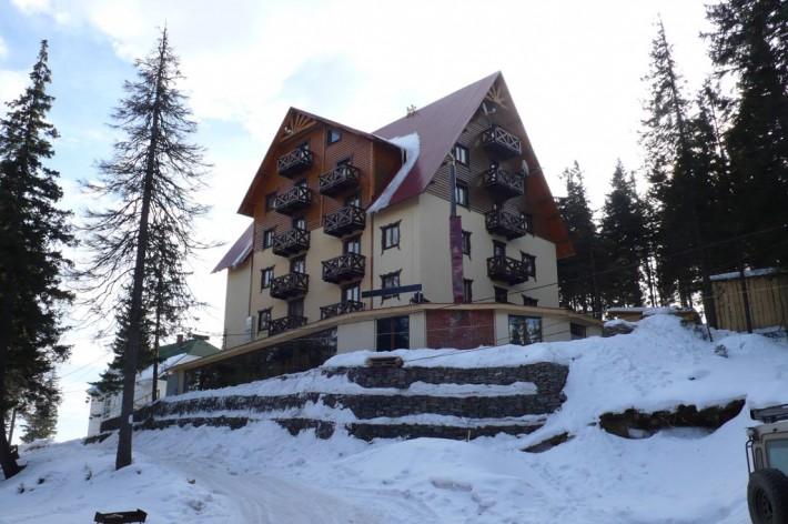 Отель Хата Магната, Драгобрат