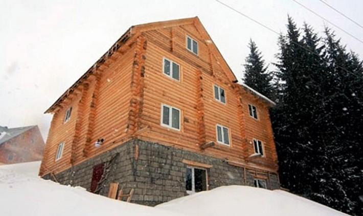Гостиница Сантара, Драгобрат